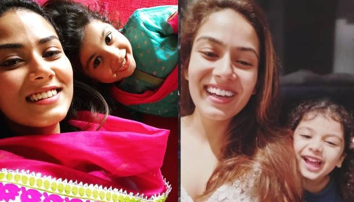 Mira Rajput Kapoor Shares A Cute Collage With Daughter, Misha Kapoor On Daughter's Day