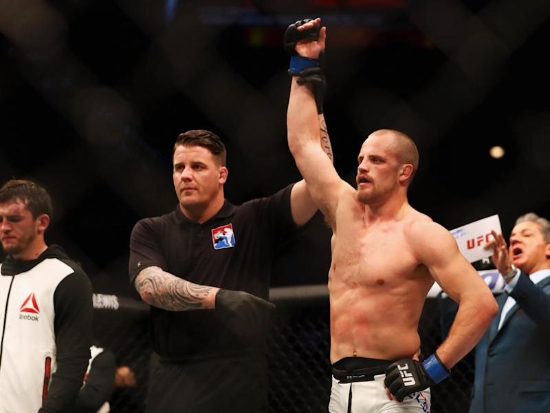 Gunnar Nelson is a slick submission artist (Getty)