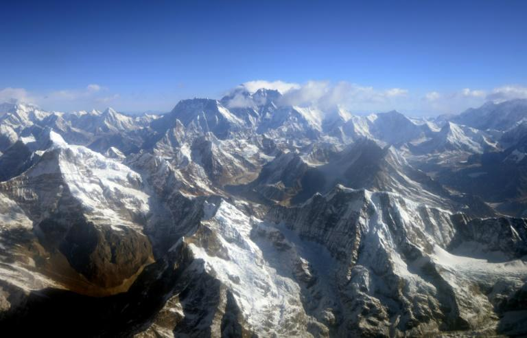 In Nepal, home to eight of the world's highest mountains, climbing remains a man's job