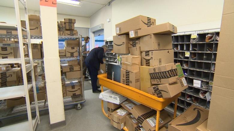 Brunswick News to start delivering packages for Amazon