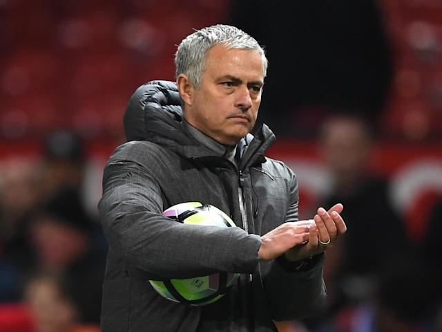 Jose Mourinho accepts that his team simply has not scored enough this season: Getty