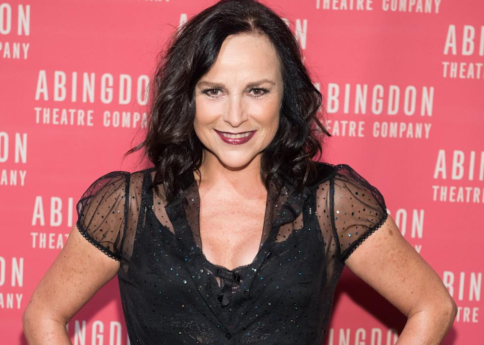 Sally Ann Triplett has represented the UK at Eurovision twice (Getty Images)