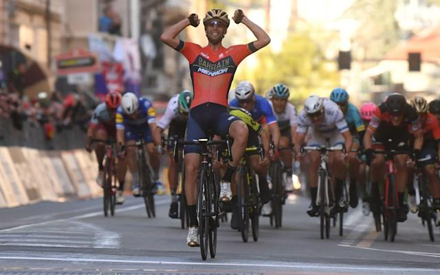 Vincenzo Nibali won last year's Milan-Sanremo following a typically audacious attack off the Poggio - AFP