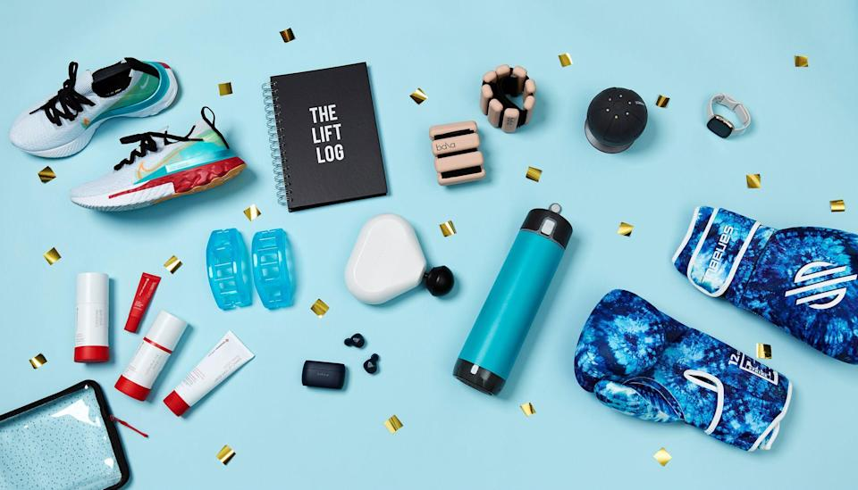 """<p>Buying fitness gifts for health junkies and <a href=""""https://www.bestproducts.com/fitness/equipment/g33648375/camping-gifts-for-outdoorspeople/"""" rel=""""nofollow noopener"""" target=""""_blank"""" data-ylk=""""slk:outdoor enthusiasts"""" class=""""link rapid-noclick-resp"""">outdoor enthusiasts</a> can be tricky because they often know <em>exactly</em> what they like — and in most cases, they already own it. With so many competing brands all boasting the latest and greatest workout gear, it's tough to choose a gift that won't collect dust. </p><p>But that doesn't mean that it's impossible to find the perfect fitness gift. To help you on your <a href=""""https://www.bestproducts.com/lifestyle/g376/top-christmas-gift-ideas/"""" rel=""""nofollow noopener"""" target=""""_blank"""" data-ylk=""""slk:gifting search"""" class=""""link rapid-noclick-resp"""">gifting search</a>, we've rounded up an array of the best outdoor, health, and fitness gifts on the market right now to surprise even your most savvy fitness-loving friends. From hikers with dogs in tow to barre class pros to home gym enthusiasts, or even those who prefer a studio workout, we've found something for everyone — and chances are, they haven't bought it for themselves just yet. Check out our top picks. </p>"""