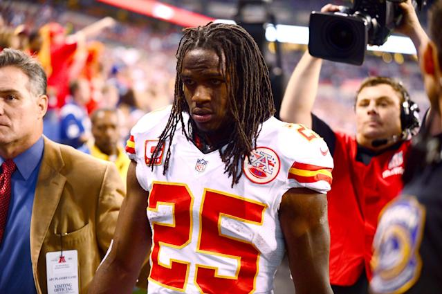 Jamaal Charles: Has the Running Back Reached Last Chance Saloon with Denver Broncos?
