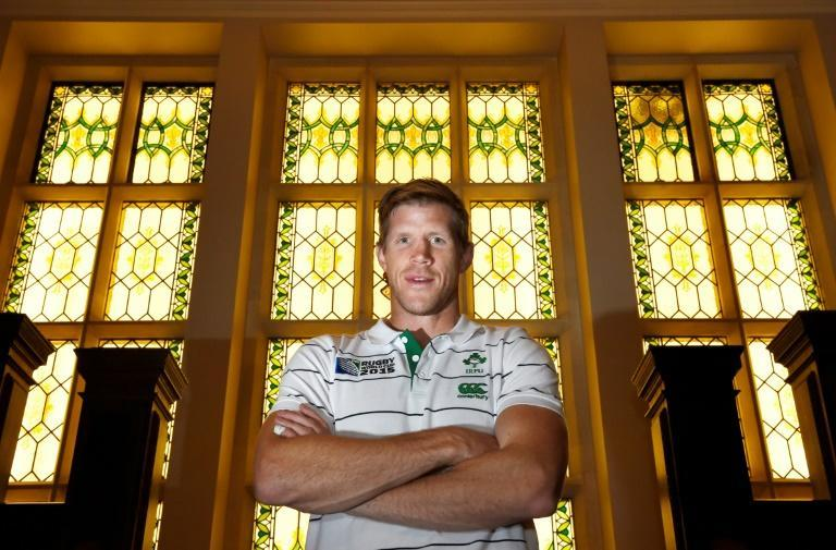 Simon Easterby played 67 Tests before retiring from international rugby in 2008