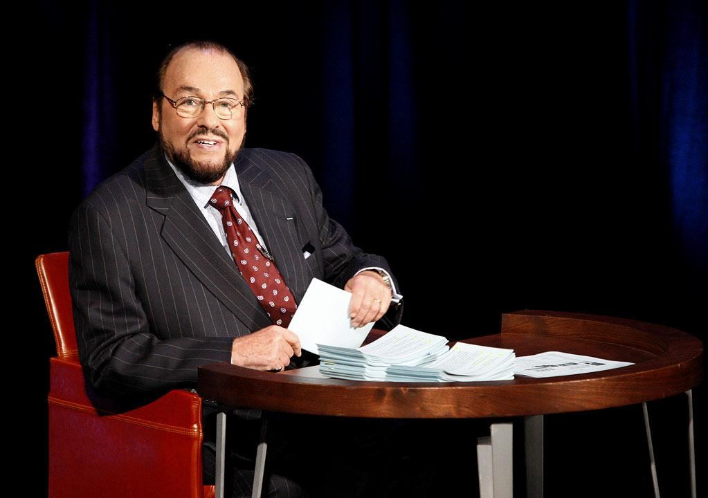 """<strong>James Lipton (""""Inside the Actors Studio""""), 85</strong><br><br>  <p class=""""MsoNormal"""">As the executive producer, writer, and host of Bravo's """"<span>Inside the Actors Studio</span>,"""" James Lipton certainly knows how to keep himself busy. Although the 85-year-old (born September 19, 1926) is well beyond retirement age, he shows no sign of slowing down. Maybe hard work is what keeps him young, or perhaps he's got a . . . Grecian formula?</p>"""