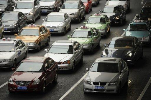 A total of 6.33 million passenger vehicles were sold in China in the January-May period
