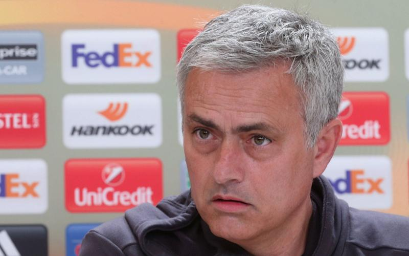 Jose Mourinho is prioritising European competition, as he considers it the easiest route into the Champions League - Manchester United