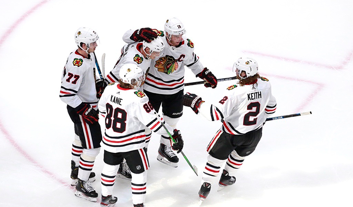 How long can Blackhawks ride 'all-time high' morale in postseason?