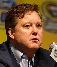"""Brian France's stated goal is for NASCAR to generate more """"Game 7"""" moments"""