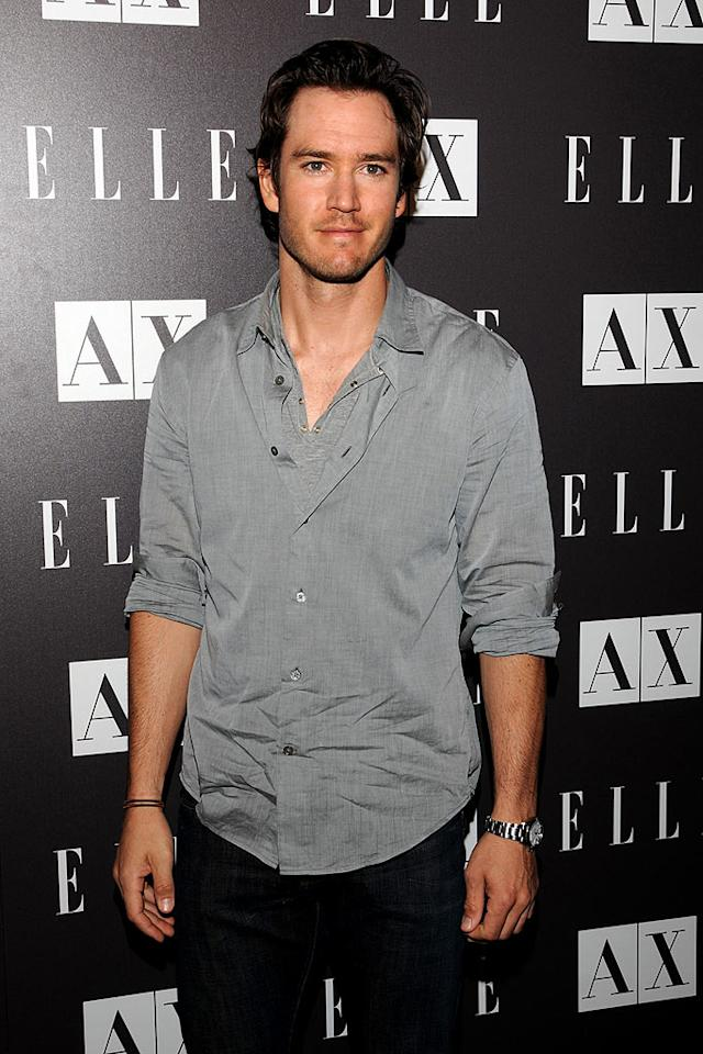 "Whoa, the former Zack Morris is looking good! Actor Mark-Paul Gosselaar donned dark denim and a button-down, which was rumpled just enough to look sexy, not messy. Mark Sullivan/<a href=""http://www.wireimage.com"" target=""new"">WireImage.com</a> - May 25, 2010"