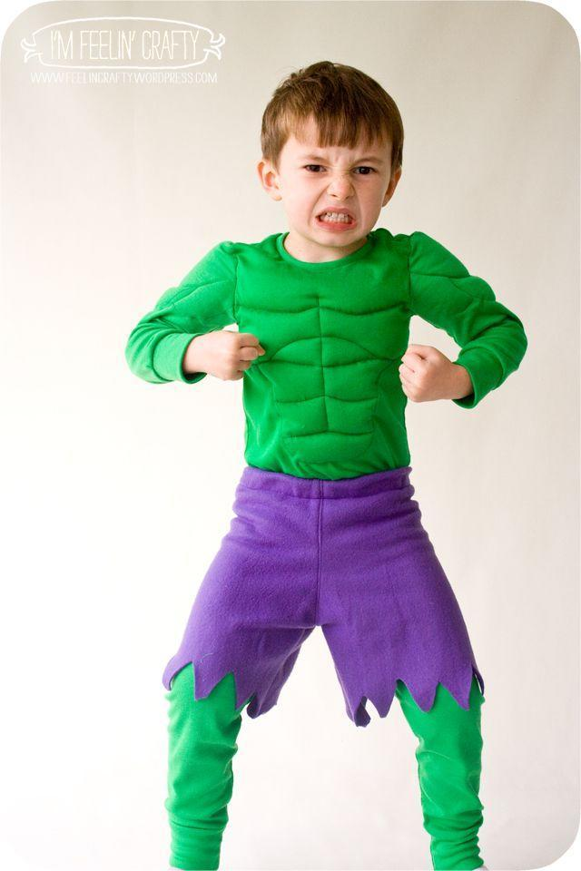 "<p>You may not like him when he's angry, but even if your son's similarities to the Hulk end there, he can still summon the superhero with this incredible costume.</p><p><strong>Get the tutorial at <a href=""https://feelincrafty.wordpress.com/2013/10/28/smash-its-the-incredible-hulk/"" rel=""nofollow noopener"" target=""_blank"" data-ylk=""slk:I'm Feelin' Crafty"" class=""link rapid-noclick-resp"">I'm Feelin' Crafty</a>.</strong></p><p><a class=""link rapid-noclick-resp"" href=""https://www.amazon.com/Fabric-Fleece-Arts-Crafts-Sewing/s?ie=UTF8&page=1&rh=n%3A12899121%2Cp_n_material_browse%3A316504011&tag=syn-yahoo-20&ascsubtag=%5Bartid%7C10050.g.21345654%5Bsrc%7Cyahoo-us"" rel=""nofollow noopener"" target=""_blank"" data-ylk=""slk:SHOP FLEECE"">SHOP FLEECE</a></p>"