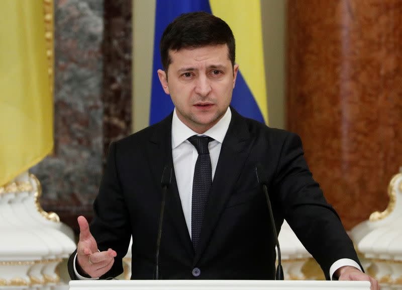 Ukraine president wants all-for-all prisoner exchange with Russia