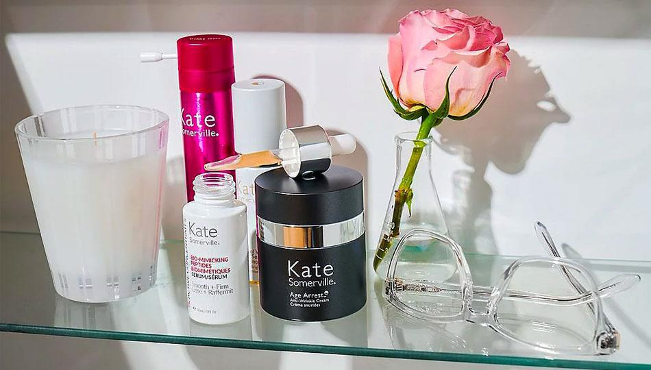 Kate Somerville Age Arrest Anti-Wrinkle Cream is part of a brilliant line of cutting-edge products, including delicious serums and masks. (Photo: QVC)