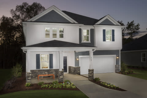 KB Home Announces the Grand Opening of Mason Pointe in Fuquay-Varina