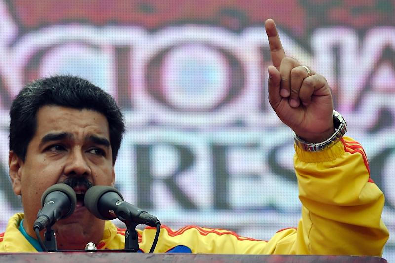 Reliance Industries has capped imports of Venezuelan crude as the country's President Nicolas Maduro comes under increasing pressure to step down, with the US imposing stiff sanctions on his regime (AFP Photo/JUAN BARRETO)