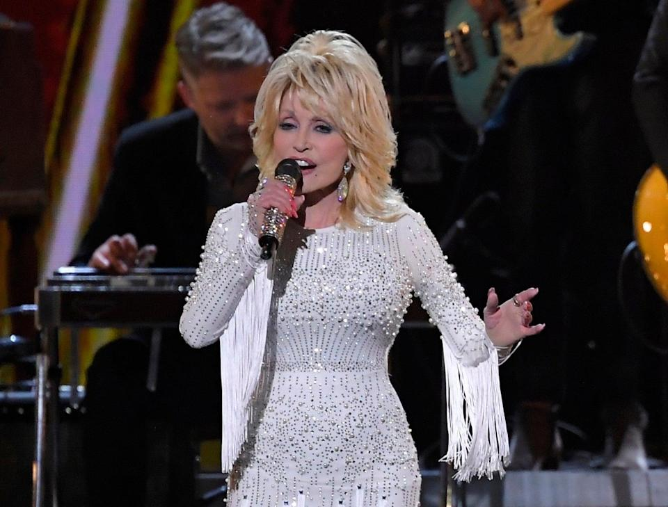 <p>Dolly Parton</p> (Copyright 2019 The Associated Press. All rights reserved)