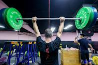 Some in China believe that weightlifting leaves practitioners stunted and fat