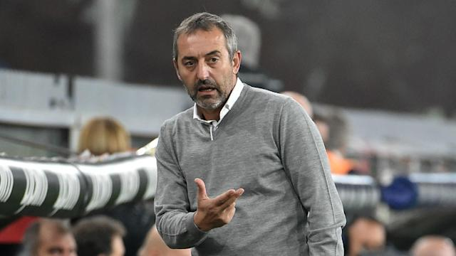 "Daniele Bonera described how there is ""never much time"" at AC Milan, where Marco Giampaolo was given just seven games as coach."