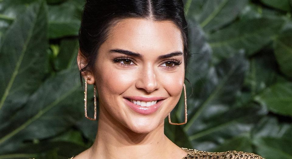 Kendall Jenner is the highest earning supermodel in the world for the second year in a row. [Photo: Getty]