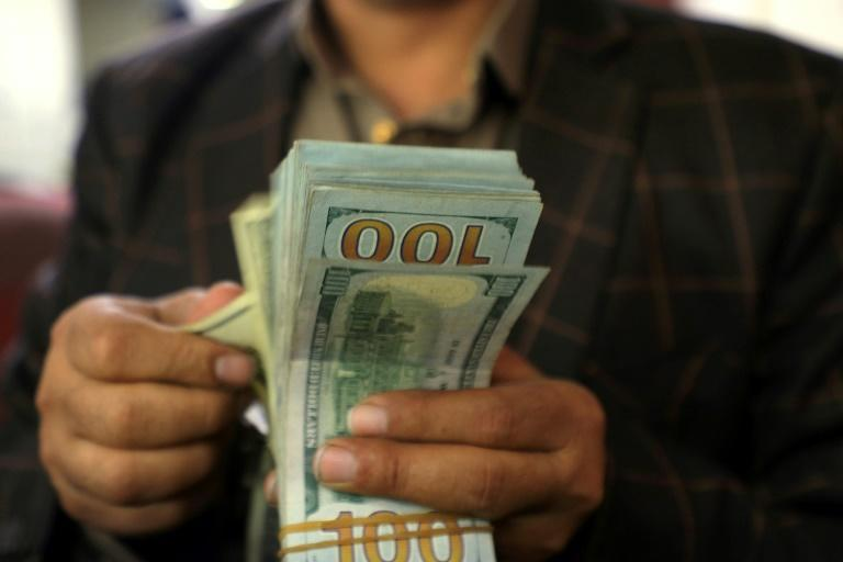 The riyal's value has plummeted to around 1,000 to the dollar in areas controlled by Yemen's government