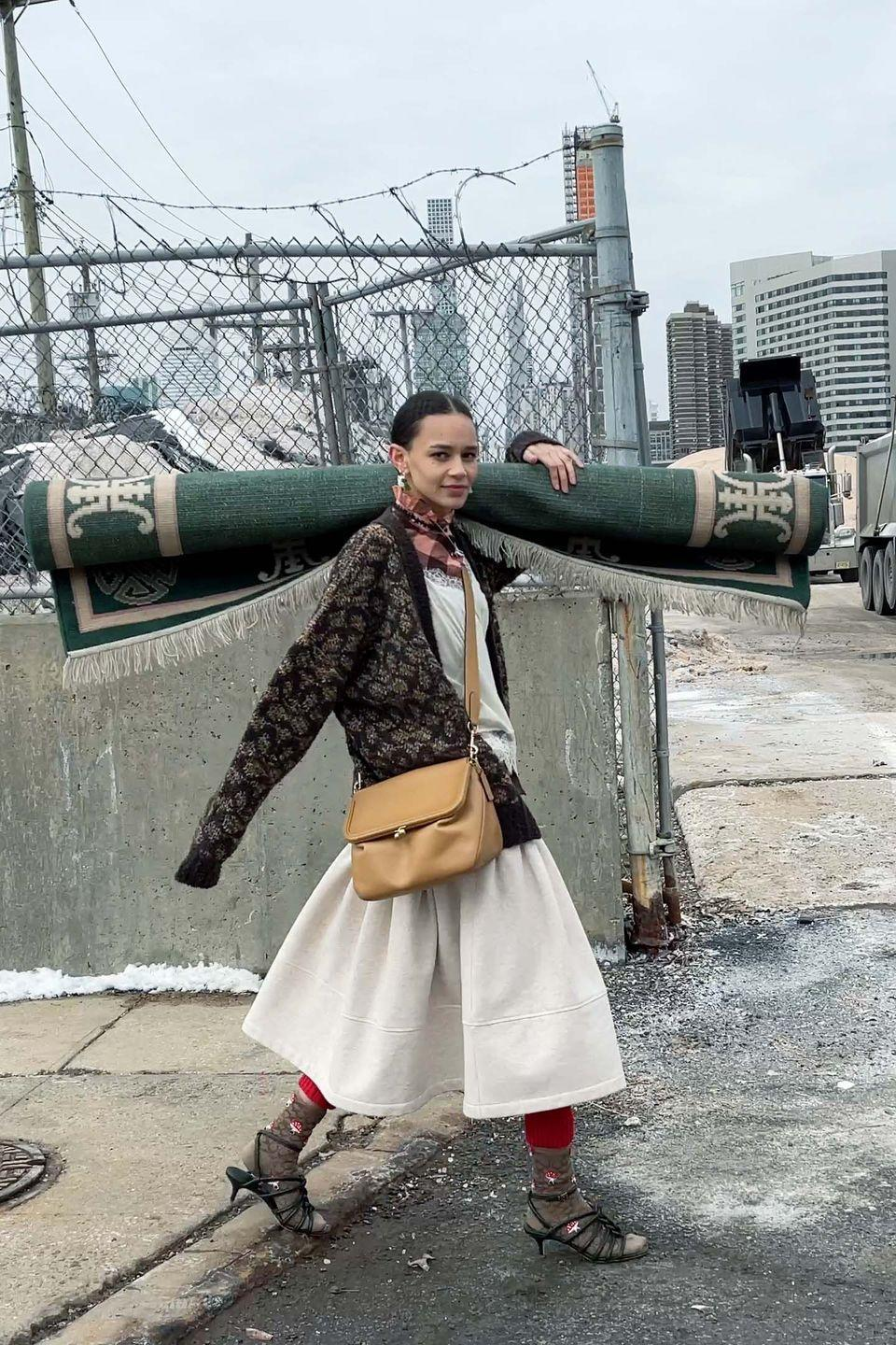 "<p>This week Coach debuted its autumn/winter collection, which the house is calling 'Coach Forever Season Two'. Presented during a live virtual show on its Instagram and other channels, the lookbook and film was created in collaboration with Juergen Teller, with 'pre-show entertainment' written and directed by Frances Frances.</p><p>""I have always loved exploring the intersection of fashion and pop culture at Coach,"" said creative director Stuart Vevers. ""I am excited to bring my latest vision for the house to life via 'Coach TV.' I wanted both the collection and the presentation to make sense and resonate in these unique times and I am excited to share both in a way that I hope will entertain and inspire.""</p><p><a href=""https://www.instagram.com/p/CLp_42xgjU-/"" rel=""nofollow noopener"" target=""_blank"" data-ylk=""slk:Watch 'Coach TV' here"" class=""link rapid-noclick-resp"">Watch 'Coach TV' here</a>, and scroll down for some of our favourite looks from the collection.</p>"