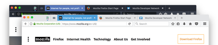 Mozilla's Firefox 53 brings Quantum Compositor and new