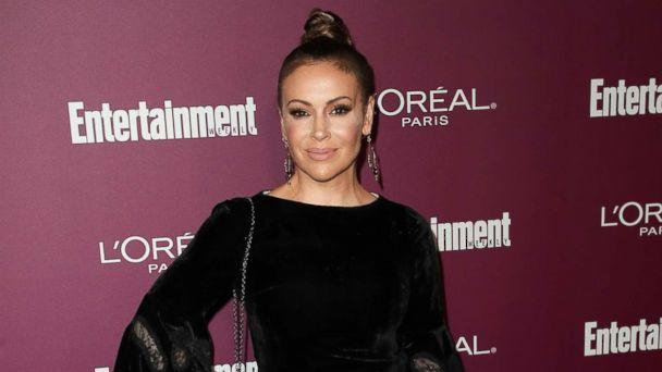 PHOTO: Alyssa Milano attends the Entertainment Weekly's 2017 Pre-Emmy Party at the Sunset Tower Hotel, Sept. 15, 2017, in West Hollywood, Calif. (David Livingston/Getty Images)