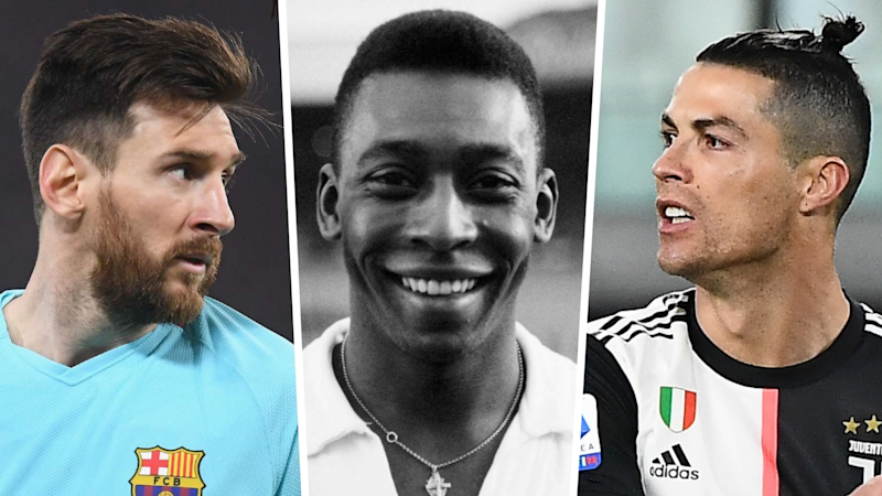'Only a Messi-Ronaldo hybrid could match Pele' – Modern day greats behind Brazil icon, says Tostao