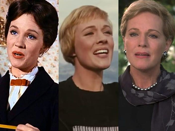 julie andrews ranking