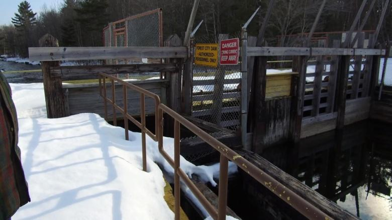Homeowners still frustrated as Maine looks to take over part of the Forest City dam
