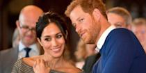 <p>Secrets, secrets are no fun...unless you're Meghan Markle and Prince Harry is whispering something in a charming British accent.</p>