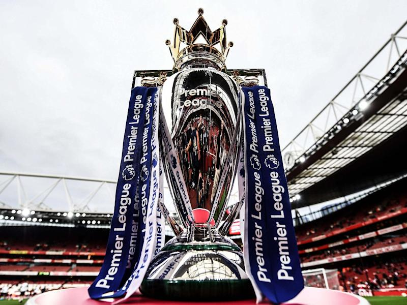 Support to void the Premier League season is growing as the reality sets in of the difficulties ahead: EPA