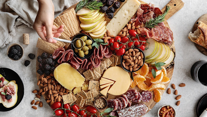 Create the perfect charcuterie board with discounts on gift baskets and boxes at Harry & David.