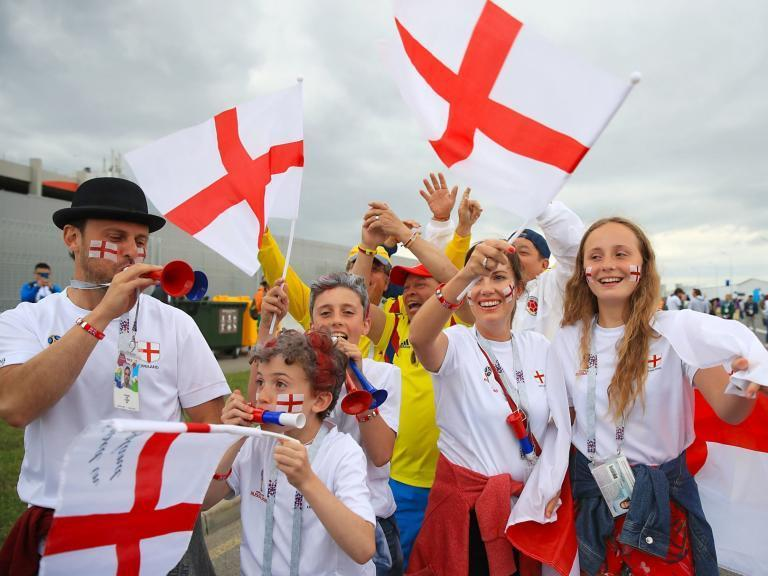 Italian mayor demands England pay 247 years' worth of royalties for using St George's flag