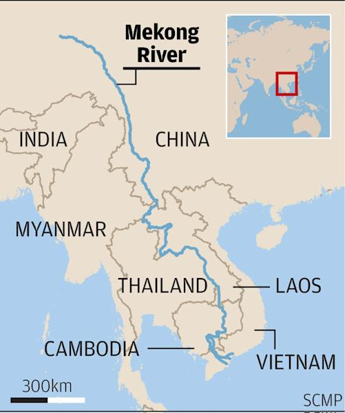 Is Mekong River set to become the new South China Sea for regional disputes?