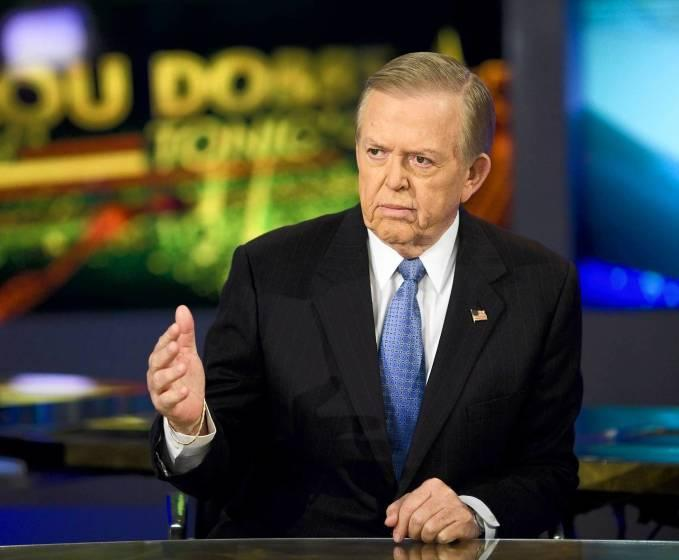 Lou Dobbs says his wife makes subtle changes in the family's meals that make a healthful difference.