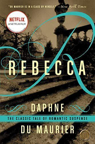 """<p><strong>Daphne Du Maurier</strong></p><p>amazon.com</p><p><strong>$10.19</strong></p><p><a href=""""https://www.amazon.com/dp/0380730405?tag=syn-yahoo-20&ascsubtag=%5Bartid%7C10055.g.37066383%5Bsrc%7Cyahoo-us"""" rel=""""nofollow noopener"""" target=""""_blank"""" data-ylk=""""slk:Shop Now"""" class=""""link rapid-noclick-resp"""">Shop Now</a></p><p>Anyone who's ever lived in the shadow of an ex will recognize parts of themselves in this terrifying tale of a new bride who arrives at a remote Cornish mansion haunted by the echoes of her predecessor. </p>"""