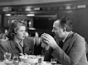 """<p>In 1941, Hemingway went to lunch with film star Ingrid Bergman to discuss her role in the film adaptation of his novel, <em><a href=""""https://www.amazon.com/Whom-Bell-Tolls-Ernest-Hemingway/dp/0684803356?tag=syn-yahoo-20&ascsubtag=%5Bartid%7C10067.g.36892485%5Bsrc%7Cyahoo-us"""" rel=""""nofollow noopener"""" target=""""_blank"""" data-ylk=""""slk:To Whom the Bell Tolls"""" class=""""link rapid-noclick-resp"""">To Whom the Bell Tolls</a></em>. A number of his other were novels were <a href=""""https://www.listchallenges.com/films-based-on-works-by-ernest-hemingway"""" rel=""""nofollow noopener"""" target=""""_blank"""" data-ylk=""""slk:adapted for film"""" class=""""link rapid-noclick-resp"""">adapted for film</a>, including <em><a href=""""https://www.amazon.com/Have-Not-Ernest-Hemingway/dp/0684818981?tag=syn-yahoo-20&ascsubtag=%5Bartid%7C10067.g.36892485%5Bsrc%7Cyahoo-us"""" rel=""""nofollow noopener"""" target=""""_blank"""" data-ylk=""""slk:To Have and Have Not"""" class=""""link rapid-noclick-resp"""">To Have and Have Not</a> </em>(starring Lauren Bacall and Humphrey Bogart), <em><a href=""""https://www.amazon.com/Snows-Kilimanjaro-Other-Stories/dp/0684804441?tag=syn-yahoo-20&ascsubtag=%5Bartid%7C10067.g.36892485%5Bsrc%7Cyahoo-us"""" rel=""""nofollow noopener"""" target=""""_blank"""" data-ylk=""""slk:The Snows of Kilimanjaro"""" class=""""link rapid-noclick-resp"""">The Snows of Kilimanjaro</a> </em>(starring Ava Gardner and Gregory Peck), and <em><a href=""""https://www.amazon.com/Farewell-Arms-Ernest-Hemingway/dp/0684801469?tag=syn-yahoo-20&ascsubtag=%5Bartid%7C10067.g.36892485%5Bsrc%7Cyahoo-us"""" rel=""""nofollow noopener"""" target=""""_blank"""" data-ylk=""""slk:A Farewell to Arms"""" class=""""link rapid-noclick-resp"""">A Farewell to Arms</a> </em>(starring Helen Hayes and Gary Cooper). </p>"""