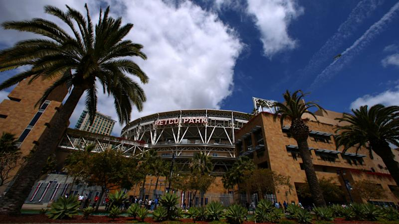 Giants-Padres games postponed after positive COVID-19 test