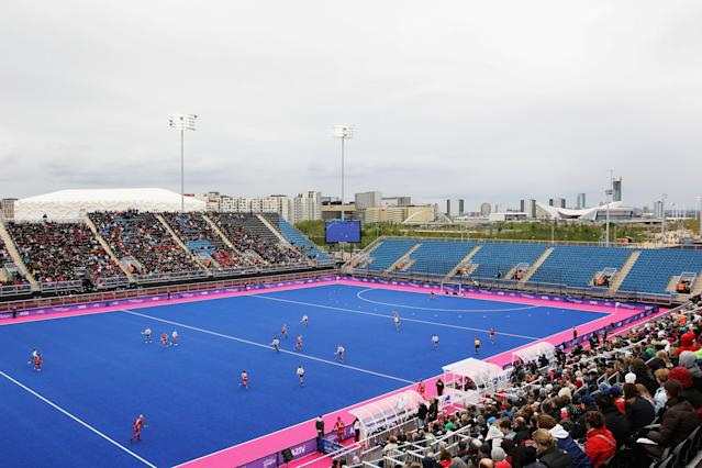 The Hockey Centre in 2012.