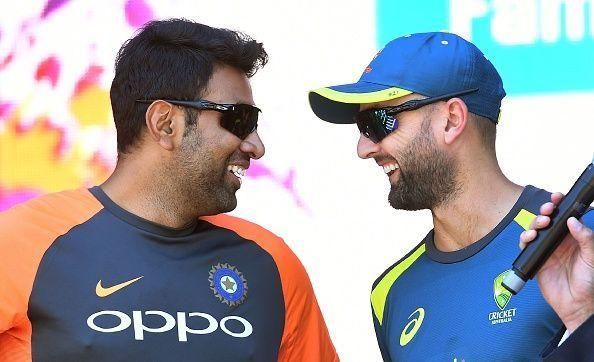 Muralitharan has placed Ashwin ahead of Lyon among contemporary off-spinners