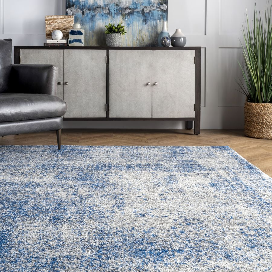 """<h3><a href=""""https://www.rugsusa.com"""" rel=""""nofollow noopener"""" target=""""_blank"""" data-ylk=""""slk:Rugs USA"""" class=""""link rapid-noclick-resp"""">Rugs USA</a></h3> <br><strong>Good for: </strong>Optimized search functionality, versatile options, and wide-ranging sizes.<br><br><strong>What to love:</strong> With a name like Rugs USA, you can expect to find an extensive offering of beautiful rugs at a great value. To narrow down your search, there are categories like """"Geometric"""" and """"Casuals,"""" as well as """"Moroccan"""" and """"Traditional."""" Plus, the site is offering 65% off Rugs USA branded items in celebration of the fall season. <br><br><strong>Rugs USA</strong> Blue Faded Shadow Mystique Area Rug, $, available at <a href=""""https://go.skimresources.com/?id=30283X879131&url=https%3A%2F%2Fwww.rugsusa.com%2Frugsusa%2Frugs%2Frugs-usa-faded-shadow-mystique%2FBlue%2F200RZBD29A-P.html"""" rel=""""nofollow noopener"""" target=""""_blank"""" data-ylk=""""slk:Rugs USA"""" class=""""link rapid-noclick-resp"""">Rugs USA</a><br><br><br>"""