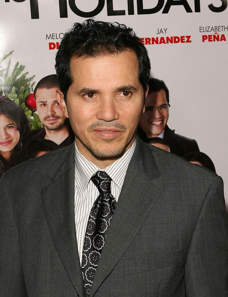 "<a href=""http://movies.yahoo.com/movie/contributor/1800019418"">John Leguizamo</a> at the Los Angeles premiere of <a href=""http://movies.yahoo.com/movie/1809991685/info"">Nothing Like the Holidays</a> - 12/03/2008"