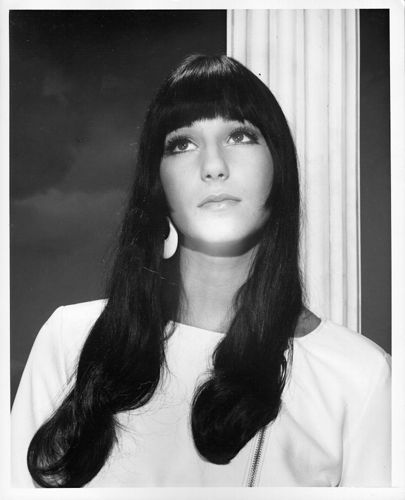 LOS ANGELES - CIRCA 1963: Entertainer Cher poses for a portrait in circa 1963 in Los Angeles, California. (Photo by Michael Ochs Archives/Getty Images)