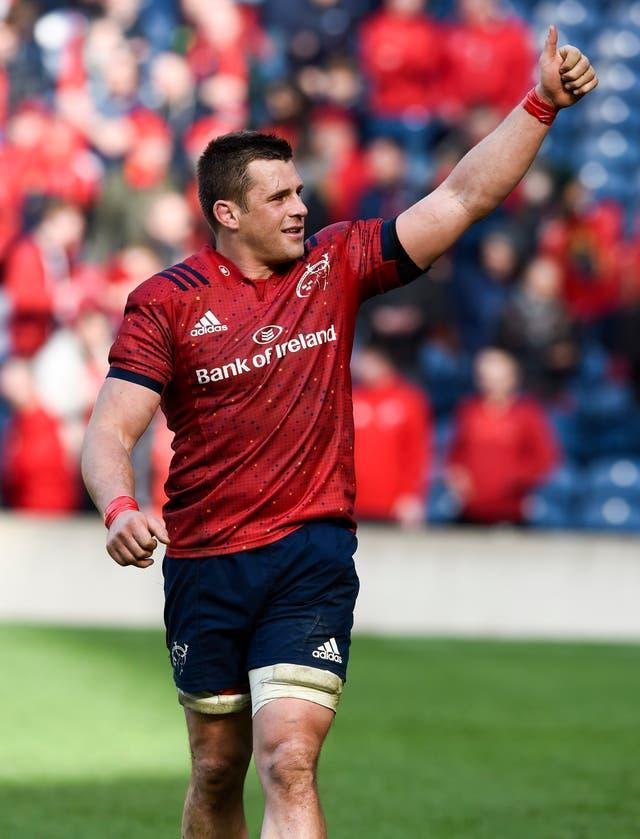 CJ Stander was named Munster player of the year three times