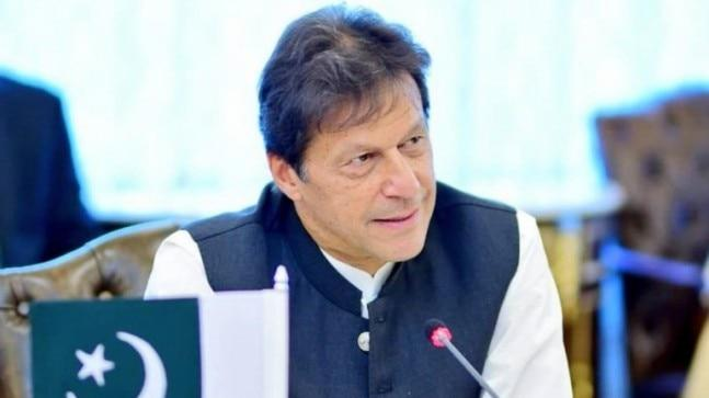 "Pakistan PM Imran Khan has said the Pulwama terror attack that killed 40 CRPF personnel was an ""indigenous thing"" and Pakistan was involved in no way."