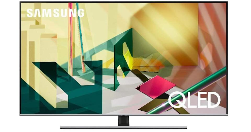 Samsung TV QE55Q74TATXZT Serie Q70T Modello Q74T QLED Smart TV 55
