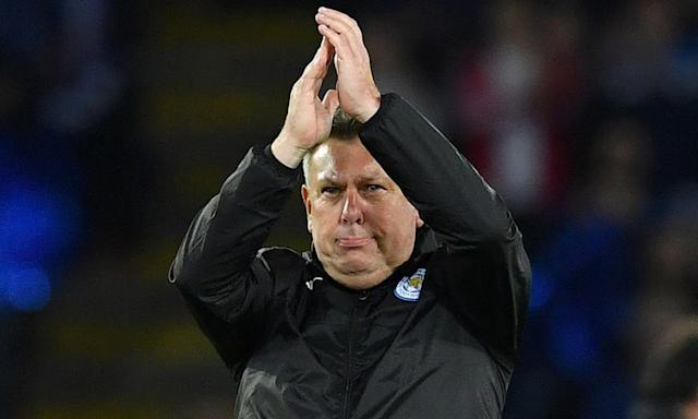 "<span class=""element-image__caption"">Craig Shakespeare, Leicester City's interim manager, said: 'I thought we gave it a really good shot against an excellent team.'</span> <span class=""element-image__credit"">Photograph: Ben Stansall/AFP/Getty Images</span>"